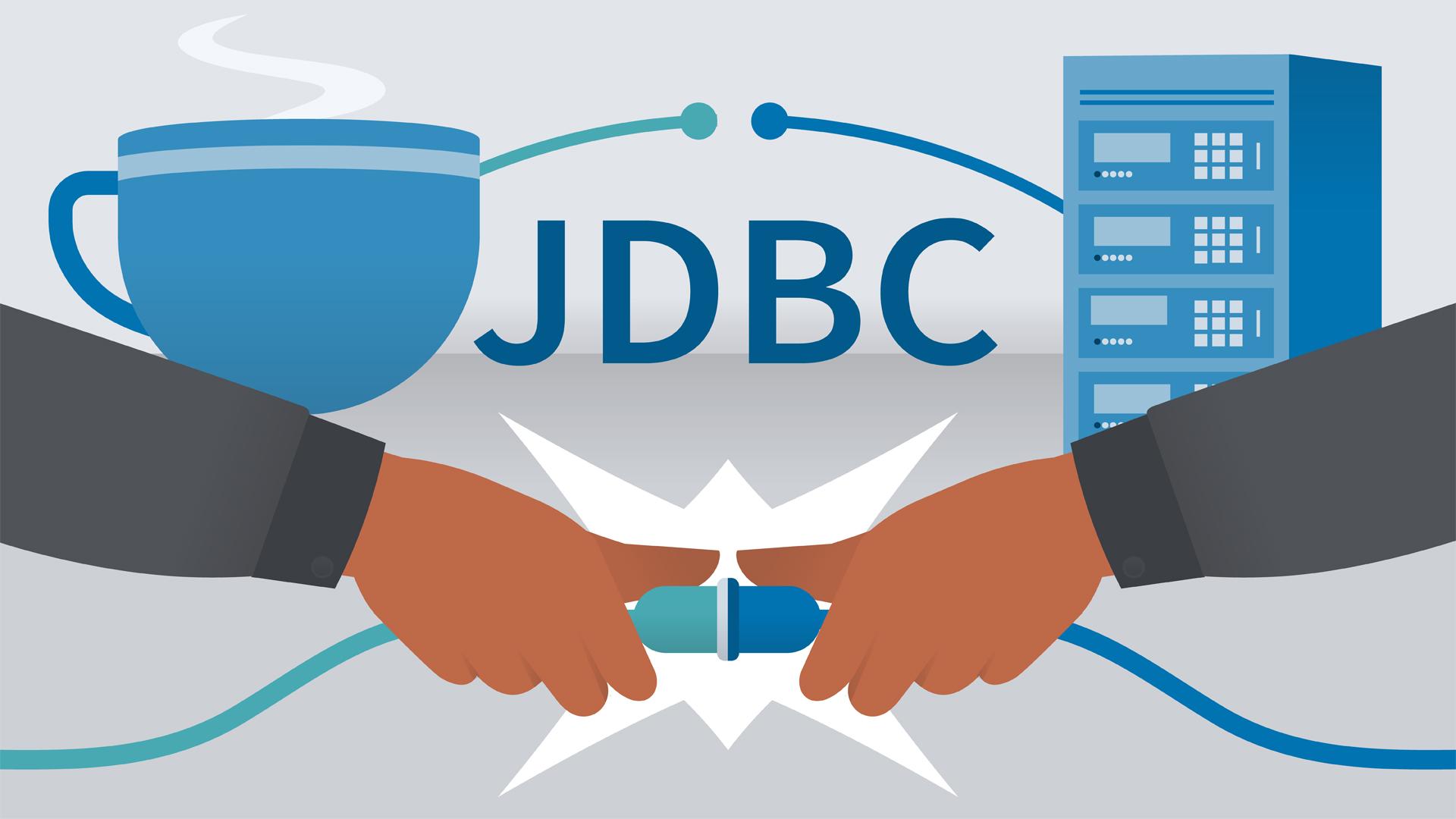 آموزش JDBC