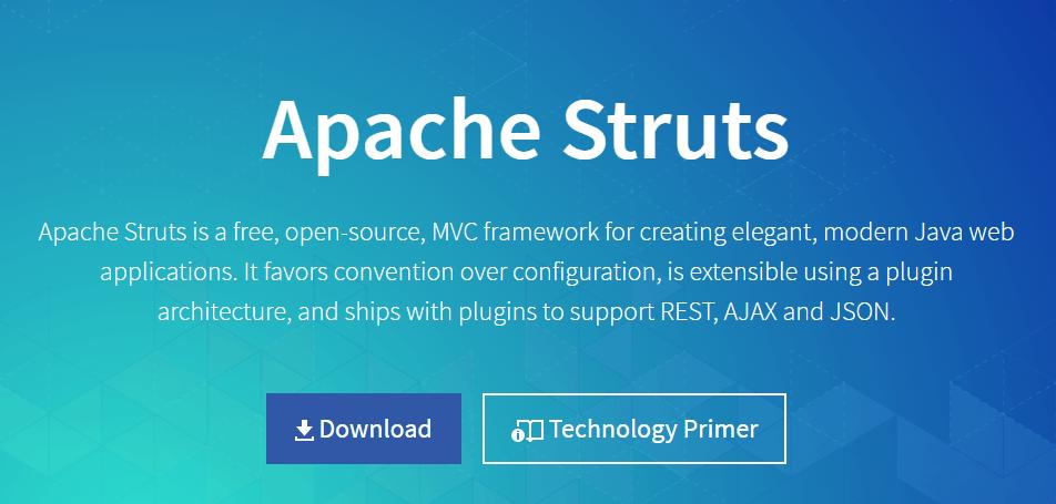 فرم ورک آپاچی استراتس - Apache Struts Framework